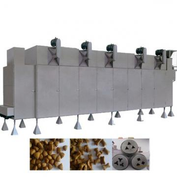 Ce Puffing Soybean Fishmeal Dog Food Production Line Supplier
