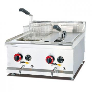 Commercial Fries Chicken Cooking Machines Equipment Deep Fat Fryer